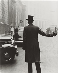 london, 1952 by robert frank