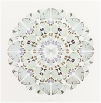 psalm print: exaudi, domine by damien hirst