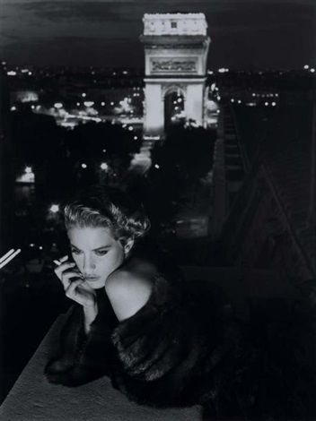 lisa kaufman paris by albert watson