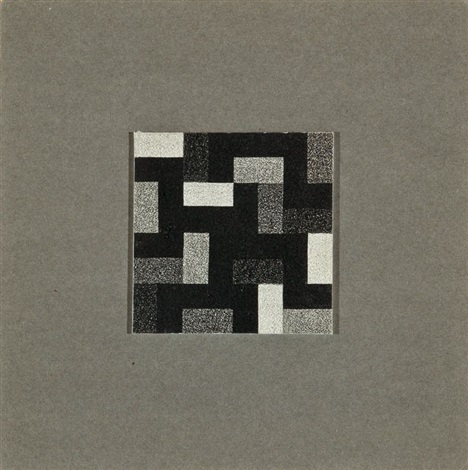 untitled by frederick hammersley