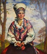 bohemian girl by sander vago