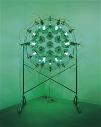 global cooling lamp by olafur eliasson