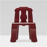 empire chair by robert venturi