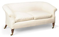 sofa by howard & sons