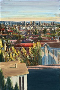 view of century city by larry cohen