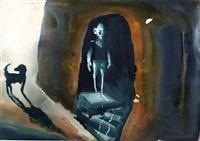 höhlenmenschen 7 by thomas lange