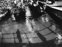 self-portrait (canal saint martin, paris) by ilse bing