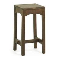 early plant stand by gustav stickley