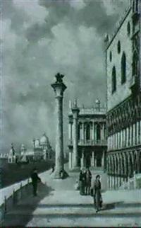 venezianische vedute by ernst stache
