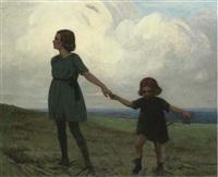 a walk in the country by garnet ruskin wolseley