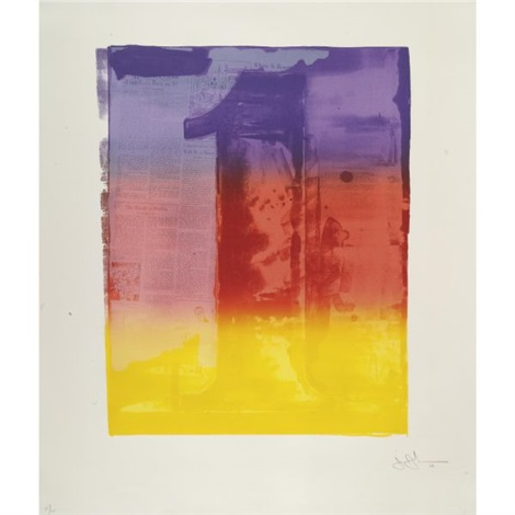 figure 1 by jasper johns