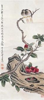 花鸟 by xie zhiliu
