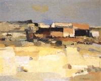 paysage de provence by joseph muslin