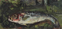 le poisson by chaïm soutine