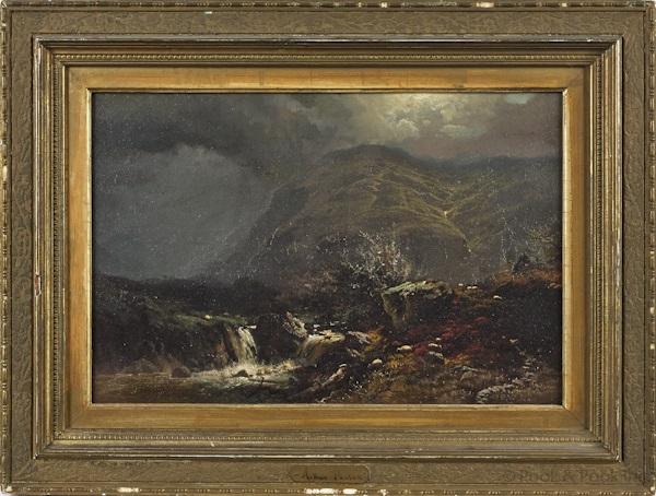 landscape by arthur parton