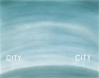 city-city by ed ruscha