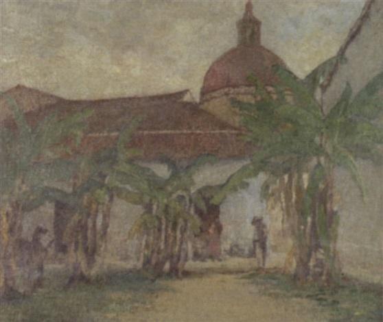 mexican quarters cuernavaca by helen maria turner
