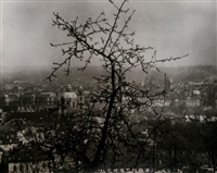 the advent of spring in prague by josef sudek