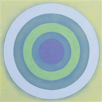 mysteries: spring by kenneth noland