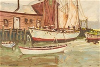 rockport, mass by fern isabel coppedge