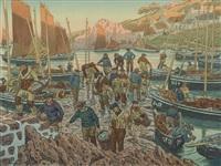 au vent de noroit: le port by henri rivière