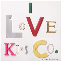 i love kids co by peter blake