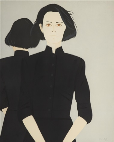 alba by alex katz