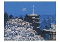 daigoji in the spring by naoki kadoshima