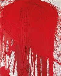 action painting by hermann nitsch