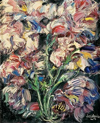 flores by josé aguiar