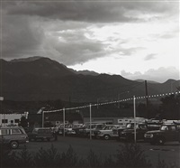 pike's peak, colorado springs by robert adams