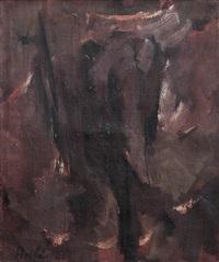 abstrait marron by hakki anli