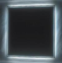 untitled (light encasement) by doug wheeler