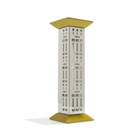 table lamp (from the ollo collection) by alchimia