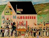 funérailles maçonnique by sénèque obin