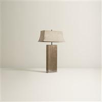table lamp by karl springer