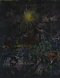untitled (romy) by friedrich kunath
