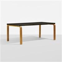 l-leg dining table by alvar aalto