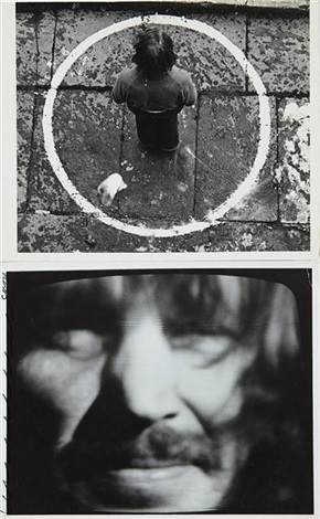 rocked circle fear 2 works by dennis oppenheim