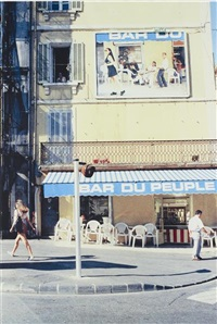 bar du peuple, marseille by pierre huyghe