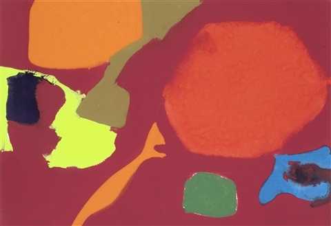 january 3 1983 ii by patrick heron