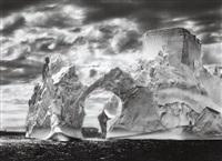 iceberg between the paulet islands and the shetland islands, antarctica by sebastião salgado
