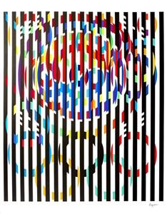 artwork by yaacov agam