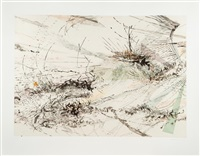 diffraction by julie mehretu