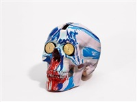 the hours spin scull by damien hirst