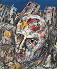 city figure by jack pakenham