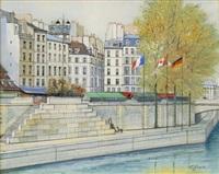 le petit pont by h. rolf rafflewski