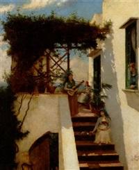 musikstund, capri by vittorio avanzi
