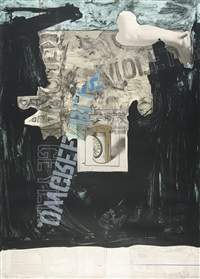 decoy by jasper johns