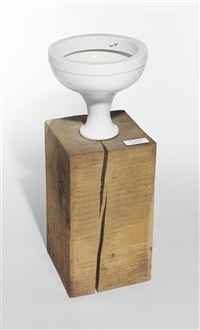 font (tate gallery liverpool) by gavin turk
